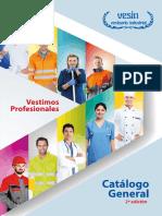 20181217 Catalogo General 2018 2ª Edicion
