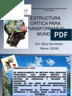 Estructura Crítica Para Transformar El Mundo (Pnf Tecnicas)