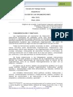 Analisis administrativo y sociologico