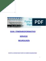 Guia Itinerario f. Neurolog_a