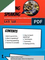 Academic Presentation