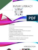 21 Century Literacy