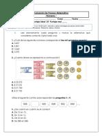 Evaluacion de Proceso 1 (Numeros)