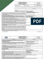 Lista de Verificación 17020