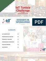Dossier Sponsoring Iot Tunisia 2016-2017