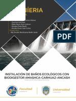 INSTALACIÓN DE BAÑOS ECOLOGICOS CON BIODIGESTOR – AMASHCA-CARHUAZ-ANCASH.docx