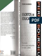 BOURDIEU Pierre - Escritos de Educação_compressed