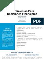 Herramientas Para Decisiones Financieras
