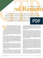 Generadores por control remoto