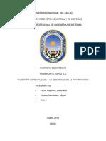 Auditoria Soyuz Sa