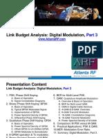 Digital Modulation PSK QAM