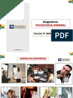 1er Tema - Psicología General