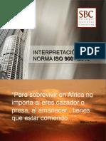 Curso Introducción Norma ISO 9001-2015 Rev 2016