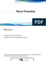 5. the Heart Function