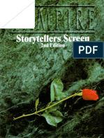 Storyteller Screen (2nd Ed)