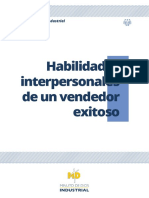 Habilidades Interpersonales de Un Vendedor Exitoso