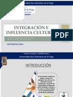 Integracion e Influencia Cultural