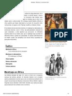 Mestizaje - Wikipedia, La Enciclopedia Libre