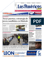 DIARIO LAS AMÉRICAS Edición digital del jueves 10 de octubre de 2019