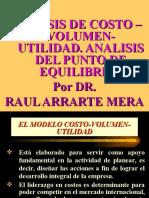 PUNTO DE EQUILIBRIO
