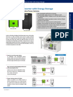 Brochure inversor sunsky trifasico