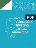 Guía Pediátrica Atencion Al Niño Ostomiazdo