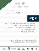 TEMA 20 Intervenciones de Enfermeria Para La Prevención y Control de Chagas en El Recien n