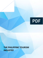 Tourism industry reflective