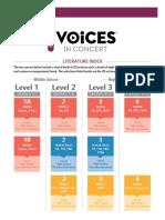 Choir Repertoire Guide