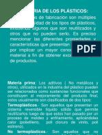 Industria de los Plásticos