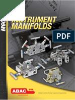 Instruments Manifolds