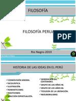 FILOSOFÍA PERUANA