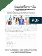 Don Peebles - Disclosures and Public Records _2019_ - For Public Disclosure