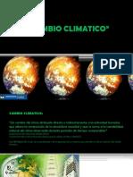 Cmabio Climatico