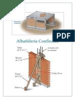 Título Del Informe Albañileria Confinada