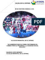 2147 Informe de Gestion 2018
