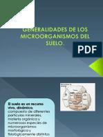 07 Generalidades de Los Microorganismos Del Suelo