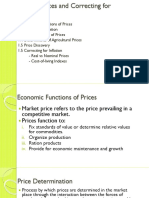 Topic 2 Prices and Correcting for Infaltion