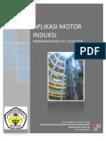 Aplikasi Motor Induksi
