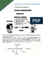 Funciones y Comunicacion