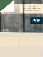 Entre Razón y Religión - Habermas