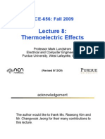 40269405 Thermoelectric Effects