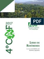 Resumen congreso fitopatologías argentina