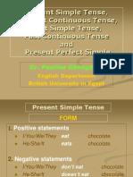 PresentSimple_Continuous_PerfectTenses.ppt