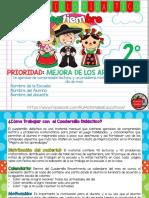 Cuadernillo Didáctico 2° Septiembre Semana 1.pdf · versión 1