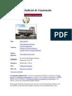 Organos jurisdiccionales en Guatemala.docx