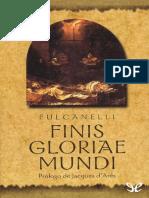 Fulcanelli. - Finis Gloriae Mundi [EPL] [2014]