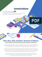 Digital Communication in Education