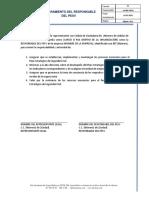 1.1.2. Responsable Del PESV