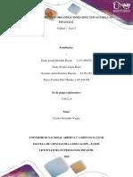 Trabajo - Paso 2 - Colaborativo Matriz Sobre Los Componentes Del Servicio de Educación Inicial (1)
